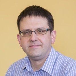 Dr Martin Coward